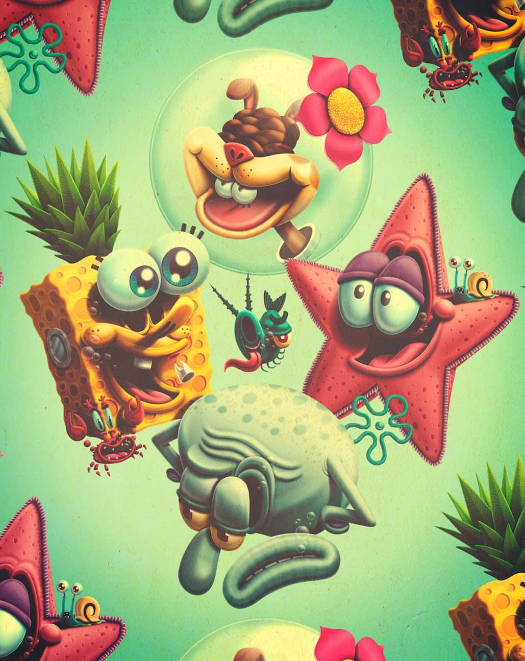 ilustrador-juan-carlos-paz-deforma-personajes-conocidos-de-una-manera-monstruosa
