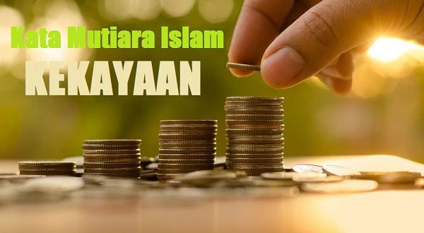33+ Kata Mutiara Islam Tentang Harta Kekayaan