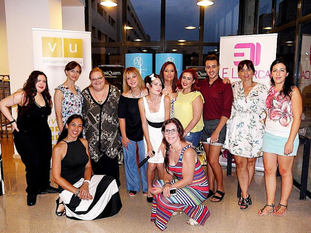 Merienda blogger Alicante