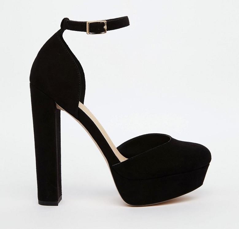 6ac5dd45b3e3  ASOS  ASOS PHOTOBOX Platform Shoes (Size 5) - £45.00