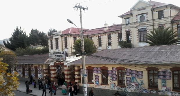 Complejo hospitalario de Miraflores fue inaugurado en 1905