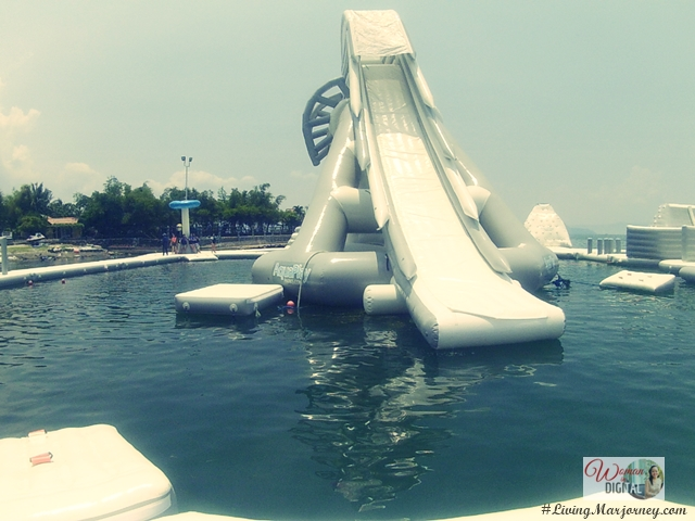 The Giant Slide at Club Balai Isabel