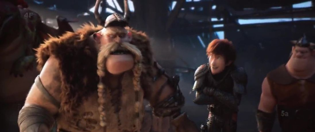 How to Train Your Dragon: The Hidden World (2019) Movie Dual Audio HD free Download