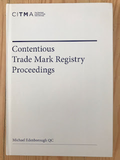 Book Review: Contentious Trade Mark Registry Proceedings