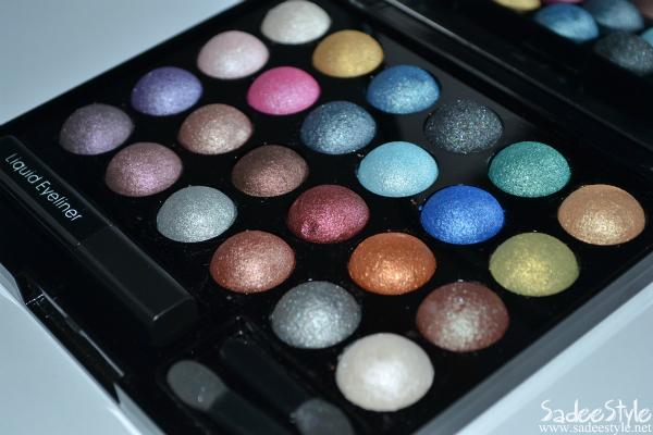 baked eyeshadow palette