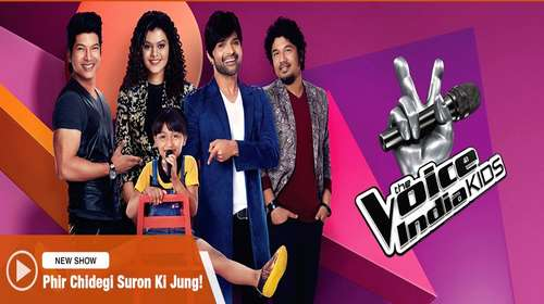The Voice India Kids HDTV 480p 150MB 06 January 2018 Watch Online Free Download bolly4u