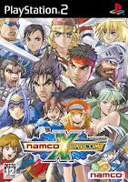 Namco x Capcom (PS2) 2005