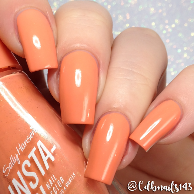 Sally Hansen-Peach Buzz