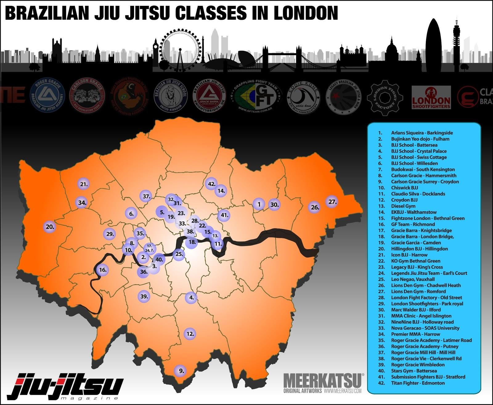 London BJJ | Sherdog Forums | UFC, MMA & Boxing Discussion