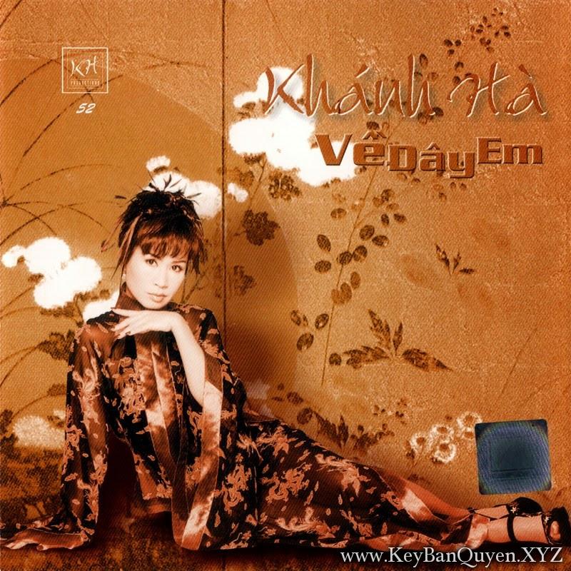 Khánh Hà - Về Đây Em (1999) [WAV]