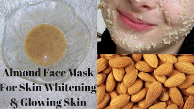 Almond Facepack