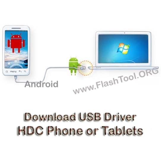 Download HDC USB Driver