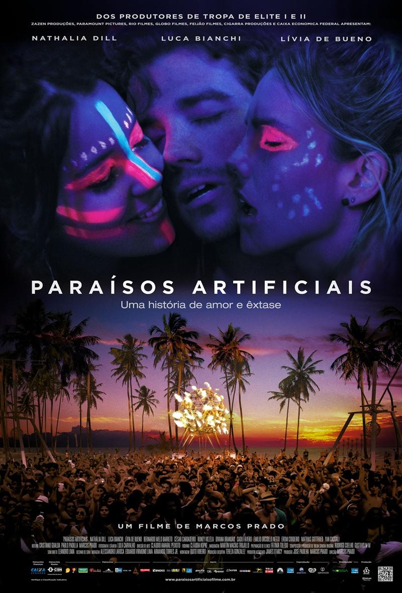 Imagem Paraísos Artificiais - Nacional