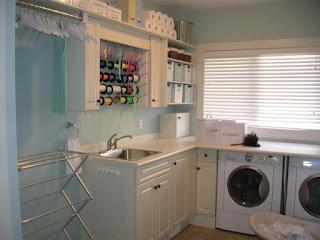 Desain tempat jemuran dan mencuci baju minimalis √ 17 Desain Tempat Jemuran dan Mencuci Baju Minimalis