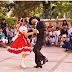 Con gran participación y alegría realizan el Festival Parque Lerdo, ayer y hoy
