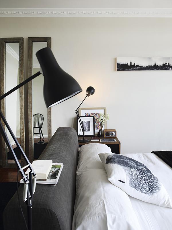 Un espacio que abraza arte y diseño de una manera equilibrada chicanddeco