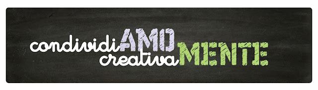 logo CondividiAMO CreativaMENTE