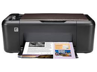 Picture HP Deskjet Advantage K209g Printer