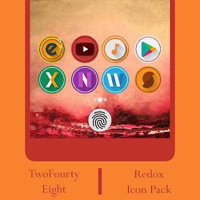 Redox - Icon Pack v4.0