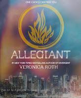 News: Capa de Allegiant, da autora Veronica Roth 11