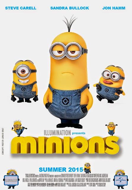 Minions (2015) ταινιες online seires xrysoi greek subs