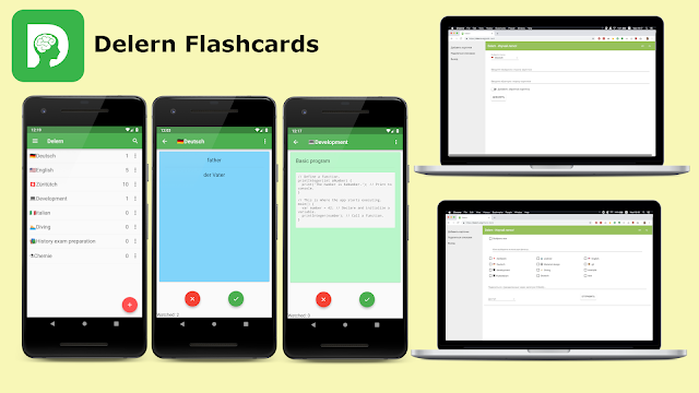 Delern Flashcards