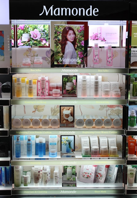 Mamonde, K Beauty, Sephora, Sephora Malaysia, Imago Mall, Kota Kinabalu, Sabah