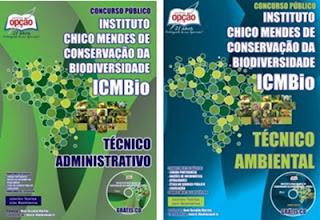 Apostila concurso ICMBio 2017