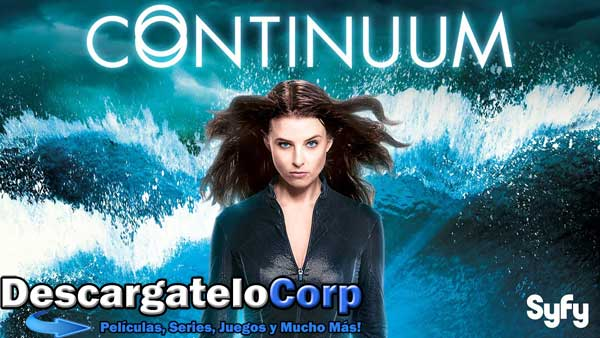 Continuum Temporada 3 HD Latino