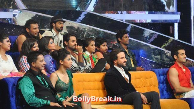 Saif Ali Khan, Jhalak Dhikhla Jaa 7 Pics - 14 June Episode