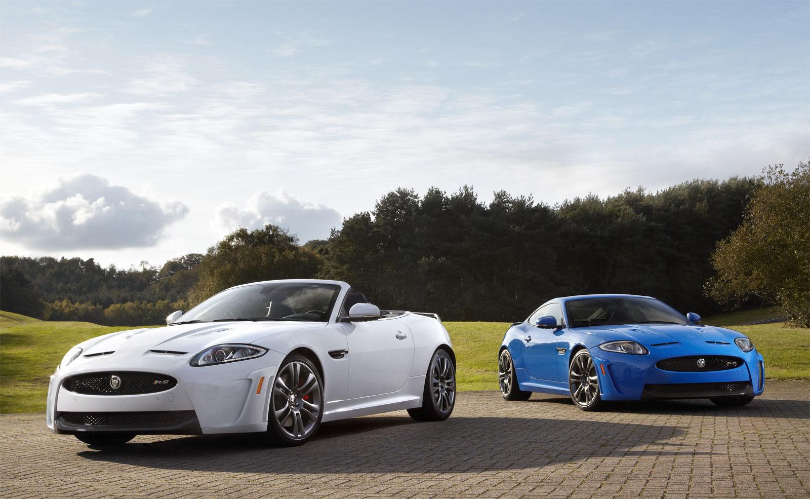 Sport Cars: Jaguar XKR-S Convertible 2012
