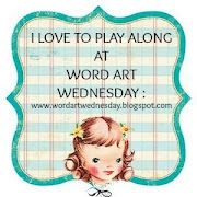 Word Art Wednesday Challenge Weeks #302-303 - Anything Goes