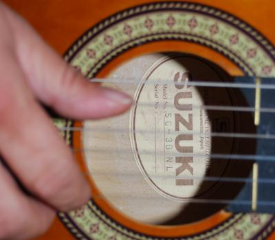 Lỗ thoát âm đàn guitar