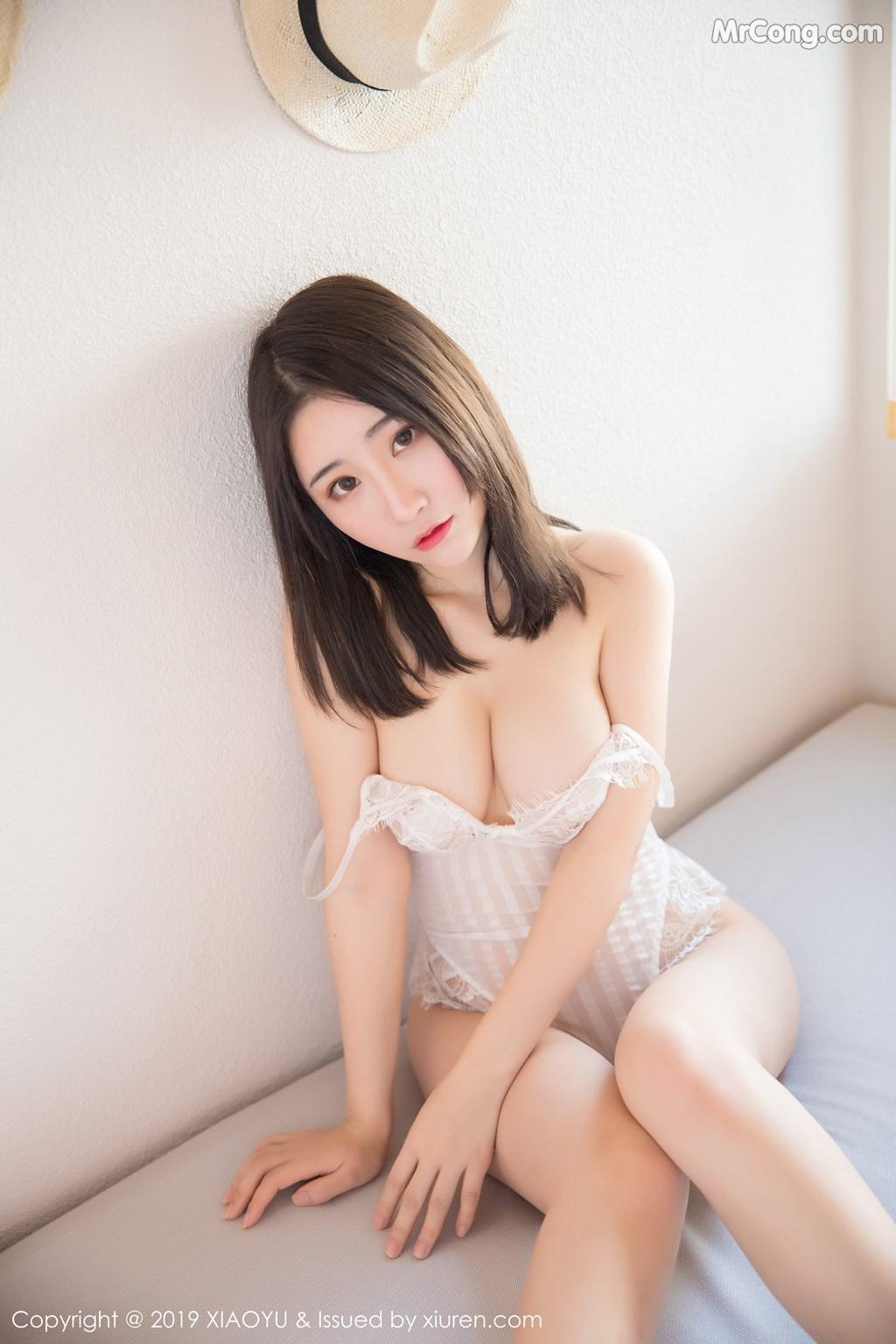 Image XiaoYu-Vol.147-Cherry-MrCong.com-014 in post XiaoYu Vol.147: 绯月樱-Cherry (66 ảnh)