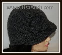 free crochet patterns- free crochet hat patterns for woman