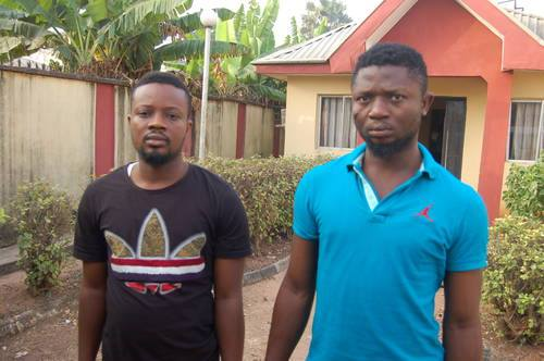 yahoo yahoo boys arrested benin