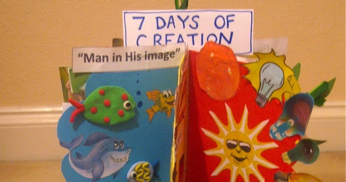 Biblical Vs Qur Anic Creation Story From A 12 Year Old
