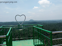 Wisata Tirta Alam Gunung Leutik - Bogor