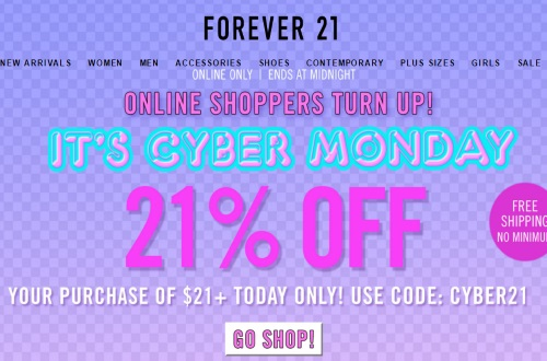 photograph relating to Forever 21 Printable Coupons referred to as Eternally 21 coupon codes totally free shipping and delivery - Totally free coupon codes for