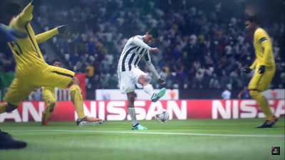 เกมบอล FIFA19 Juventus