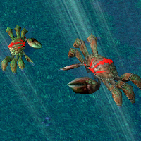 Naruto Counter Attack 7.8 Spider Crab Monster