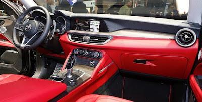 Alfa Romeo Stelvio Quadrifoglio 2018 Review, Specs, Price