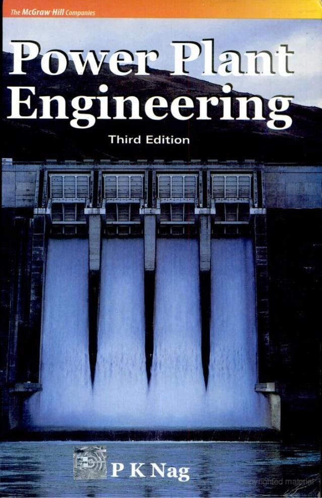[PDF] Power Plant Engineering By P K NAG