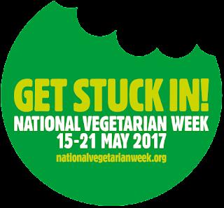 National Vegetarian week - 7 ways to eat veggie