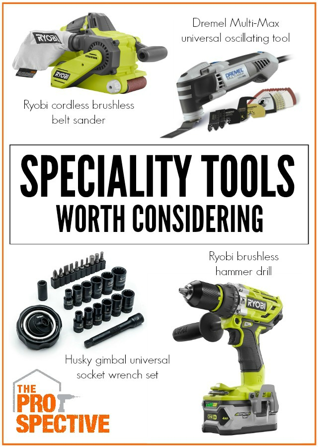 speciality tools for average diyer