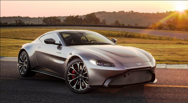 2019 Aston Martin Vantage Efficiency, Modifications, and Features