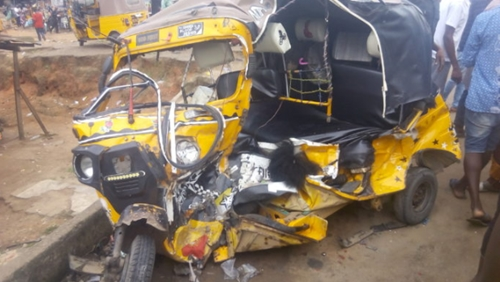 Pregnant Woman Killed In Shocking Keke Accident