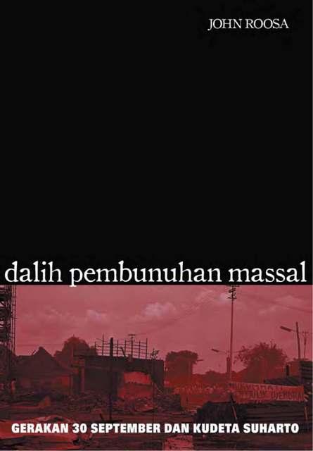 Cover Buku Dalih Pembunuhan Massal