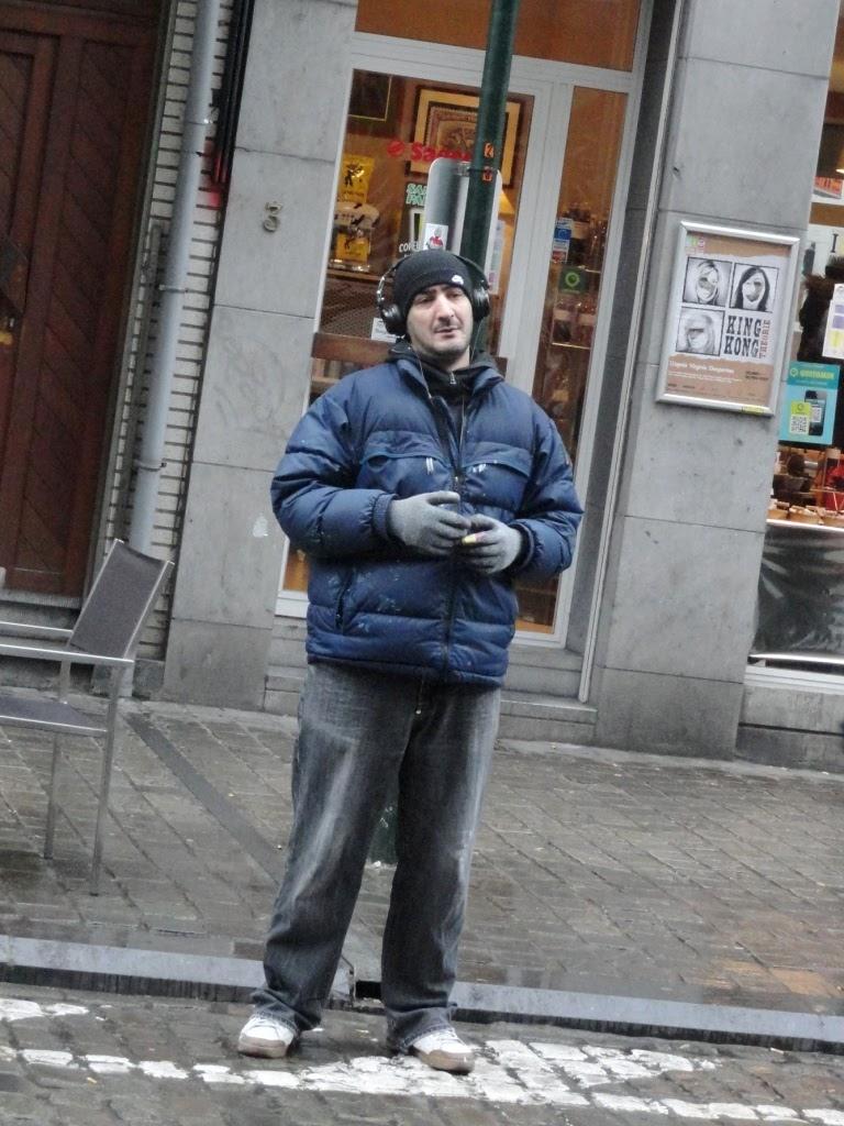 Le MUR Brussels