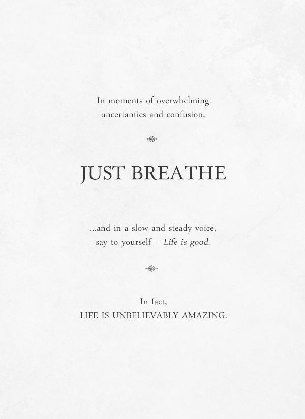 Breathe Quotes Quotes About Relaxing Quotes Tree